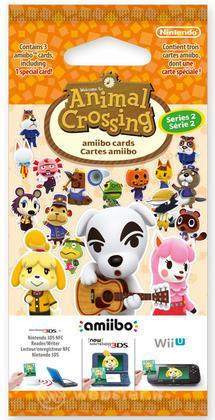 Amiibo Carte Animal Crossing - Serie 2