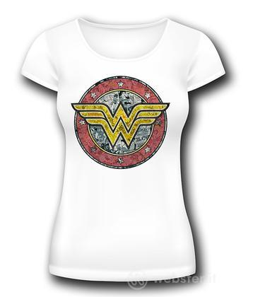 T-Shirt Wonder Woman Comics L