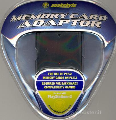 SUNFLEX PS3 - Memory Card Adaptor