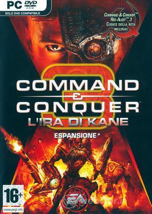 Command & Conquer: L`ira di Kane