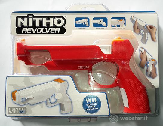 WII Gun Revolver Color NITHO