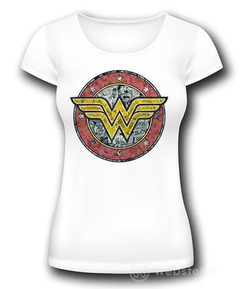 T-Shirt Wonder Woman Comics M