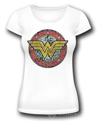 T-Shirt Wonder Woman Comics S