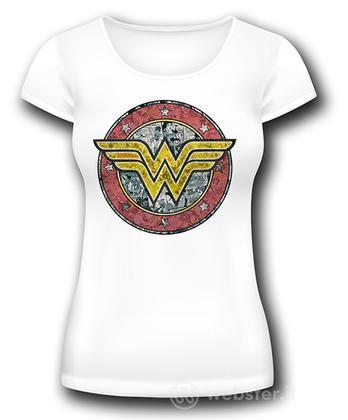 T-Shirt Wonder Woman Comics XS
