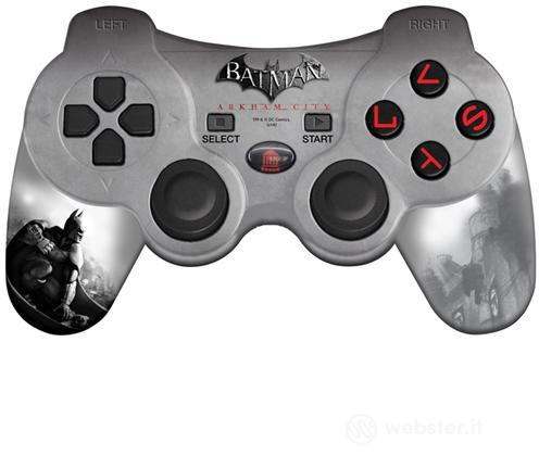 Controller Bluetooth Batman A.City PS3