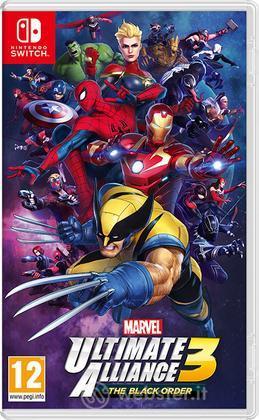 Marvel Ultimate Alliance 3 TheBlackOrder