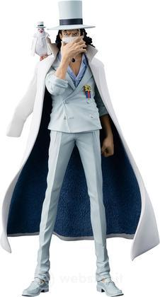 Figure One Piece Rob Lucci White