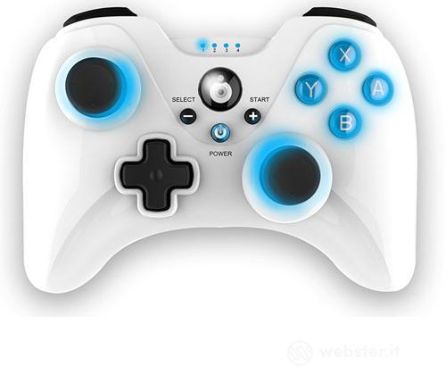 BB Controller Wireless Bianco Wii U