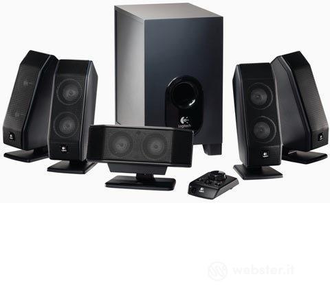 LOGITECH PC Speakers X-540 5.1 70W