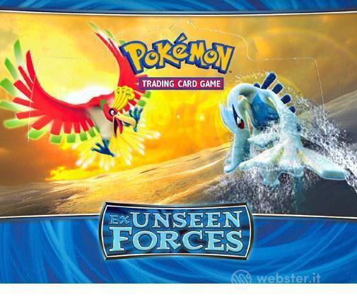 PK-EX Unseen Forces Mazzi (UK) 8 pz