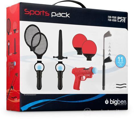 BB Move Pack 11 accessori sport PS3