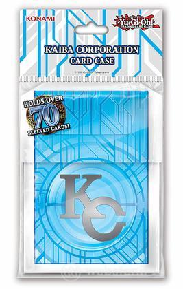 Yu-Gi-Oh! Kaiba C. Bustine Protettive