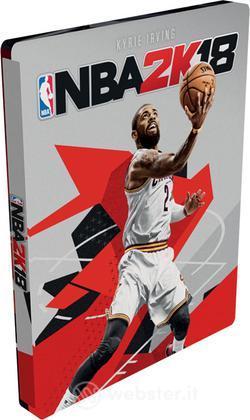 NBA 2K18 SteelBook Edition