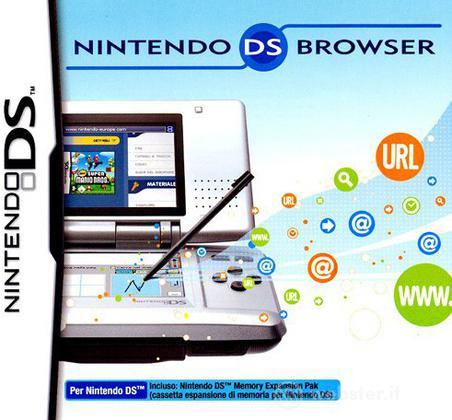 NDS - Browser NINTENDO