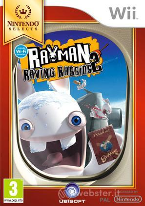 Rayman Raving Rabbids 2 Selects
