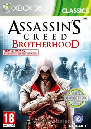Assassin's Creed Brotherhood CLS