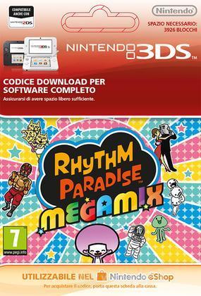 Rhythm Paradise Megamix