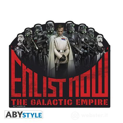 Mousepad Star Wars - Enlist Now Empire
