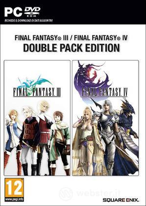 Final Fantasy III e IV bundle