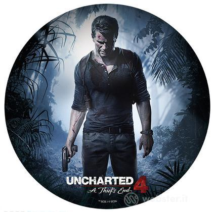 Mousepad Uncharted 4 - Nathan Drake
