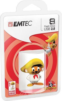 EMTEC USB Key 8GB L.TUNES S. Gonzales 3D