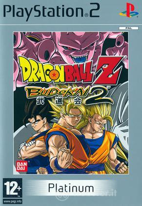 Dragon Ball Z Budokai 2 PLT