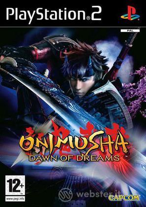 Onimusha: Dawn of Dreams (UE)
