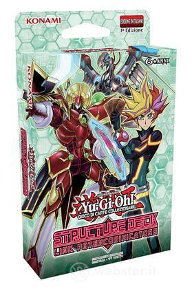 Yu-Gi-Oh! Str.Deck Potencodificatore Li.