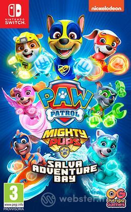 Paw Patrol Might Pups:Salva AdventureBay