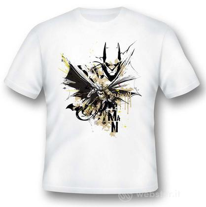 T-Shirt Batman Illustration L