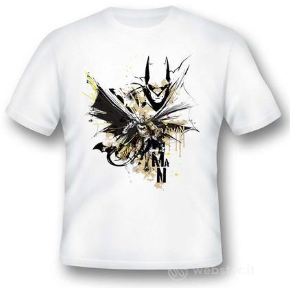 T-Shirt Batman Illustration M