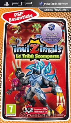 Essentials Invizimals Tribu' Scomparse
