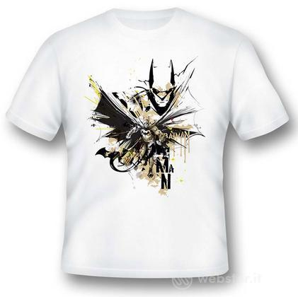 T-Shirt Batman Illustration XL