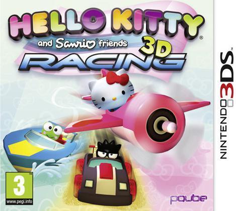 Hello Kitty 3D Racing