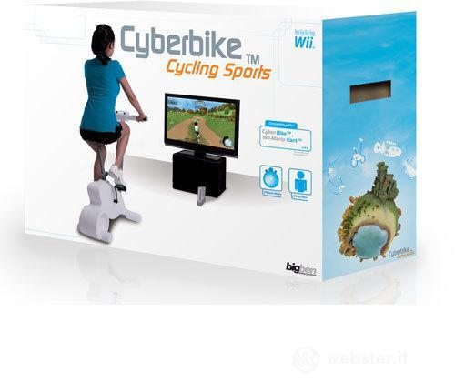 Cyberbike WII + Cyclette Controller