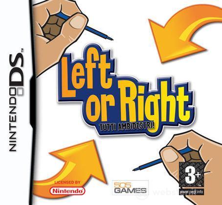 Left Or Right - Tutti Ambidestri
