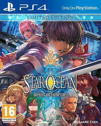 Star Ocean Integrity and Faithl. Ltd.Ed.