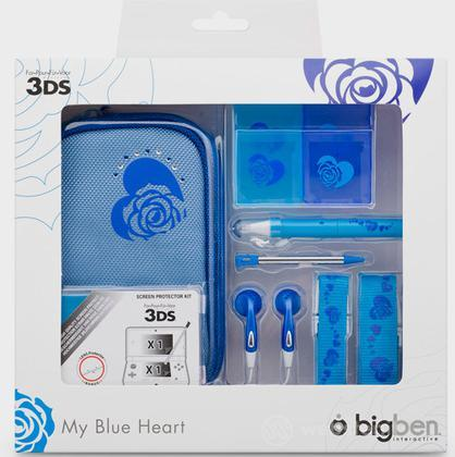 BB Pack Blue 3DS