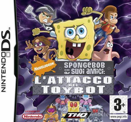 Spongebob : L'Invasione dei Toybots