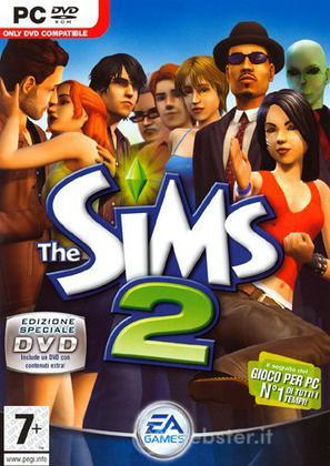 The Sims 2 Spec Edition DVD