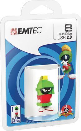 EMTEC USB Key 8GB L.TUNES Marvin 3D
