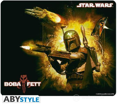 Mousepad Star Wars - Boba Fett