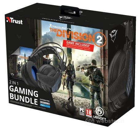 TRUST GXT 393 Magna7.1 Headset+Division2