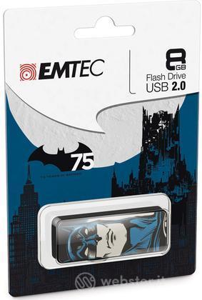 USB Key 8GB Batman 75th Anniversary 2D