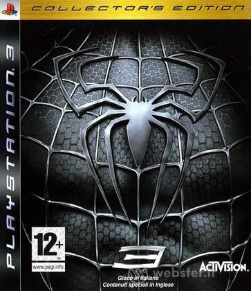 Spiderman 3 - The Movie Special Edition