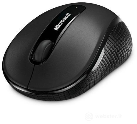 MS Wireless Mobile Mouse 4000 Graphite