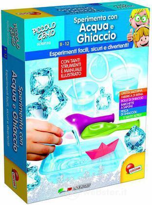Piccolo Genio Esperimenti Acqua Ghiaccio