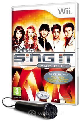 Disney Sing It! Pop Hits + 1 Microfono
