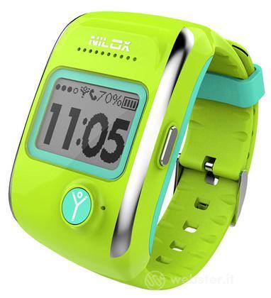 "Nilox Smartwatch Bodyguard 1"" LCD Verde"