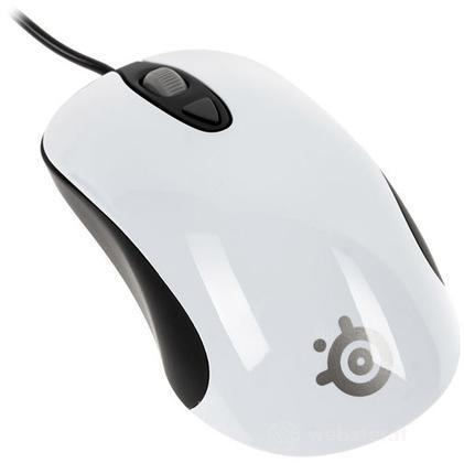 STEELSERIES Mouse Kinzu v3 - Bianco